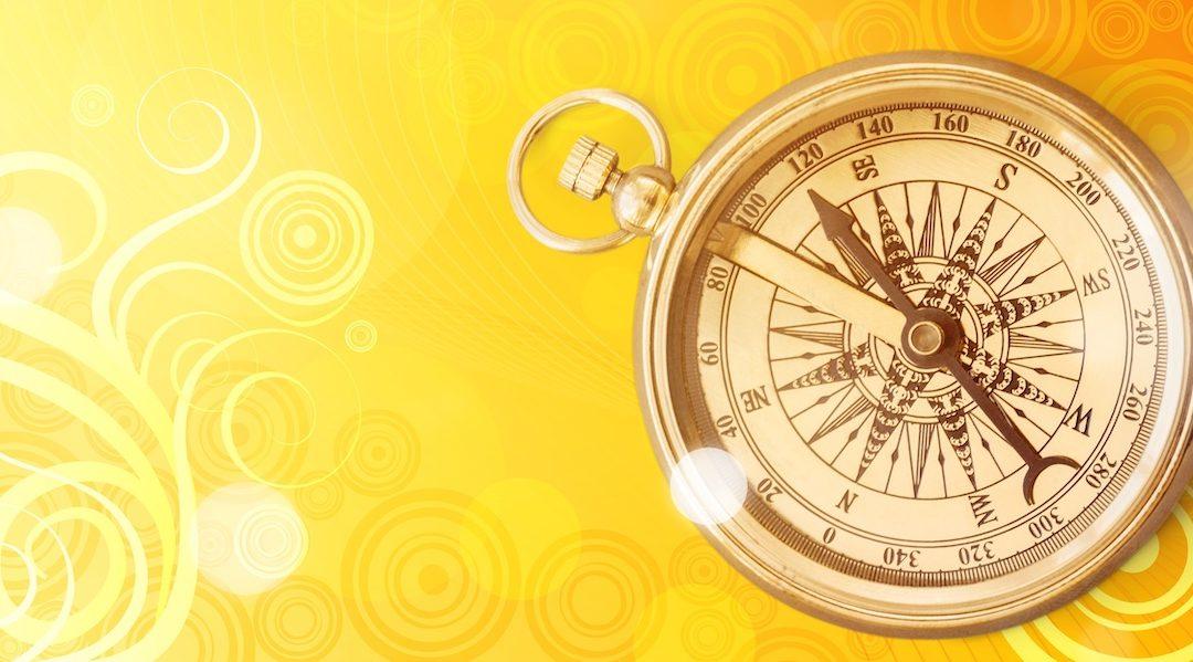 Värdegrunder eller koordinater till vår inre kompass